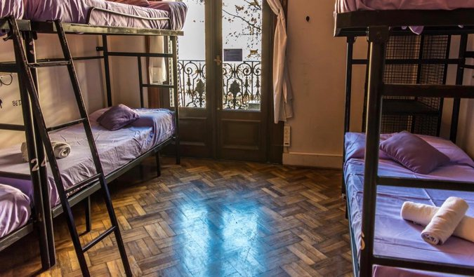 milhouse hostel busnos aires