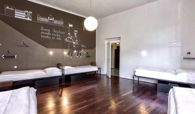 miss sophie's hostel in bratislava