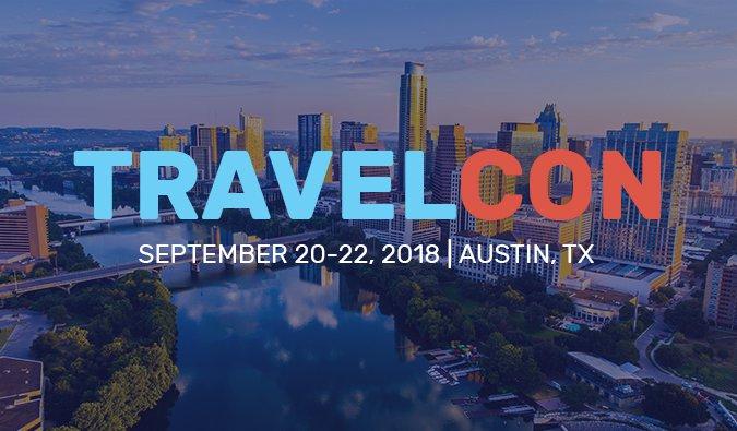 Travel Con, Austin, TX, Sept 20-22