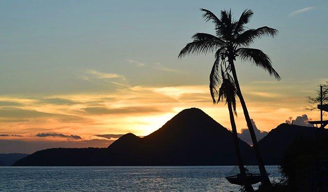 a beach in the Virgin Islands