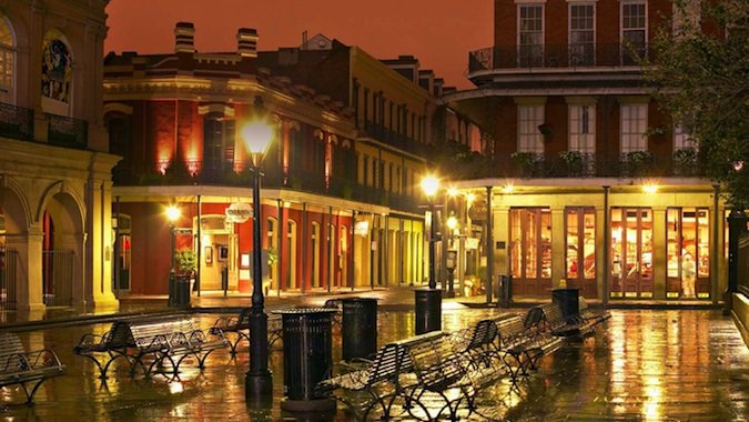 beautiful new orleans