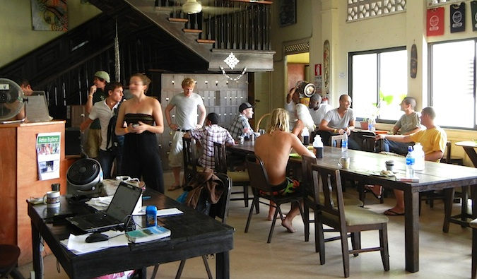 luna's hostel in panama city