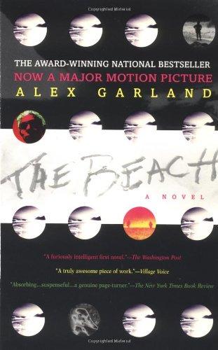 the beach book cover
