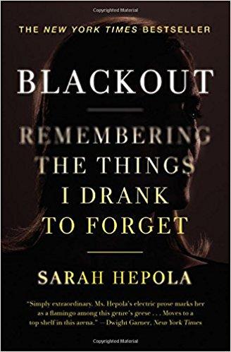 Blackout by Sarah Hepola