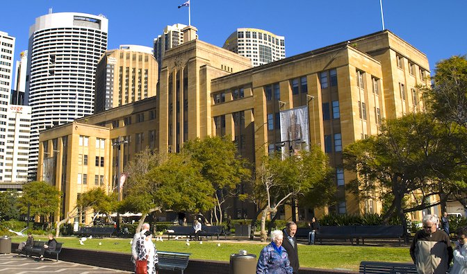 Sydney Museum of Contemporary Art