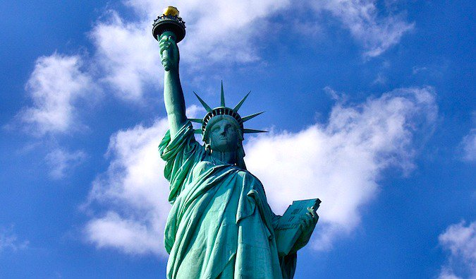 Tour The Statue of Liberty