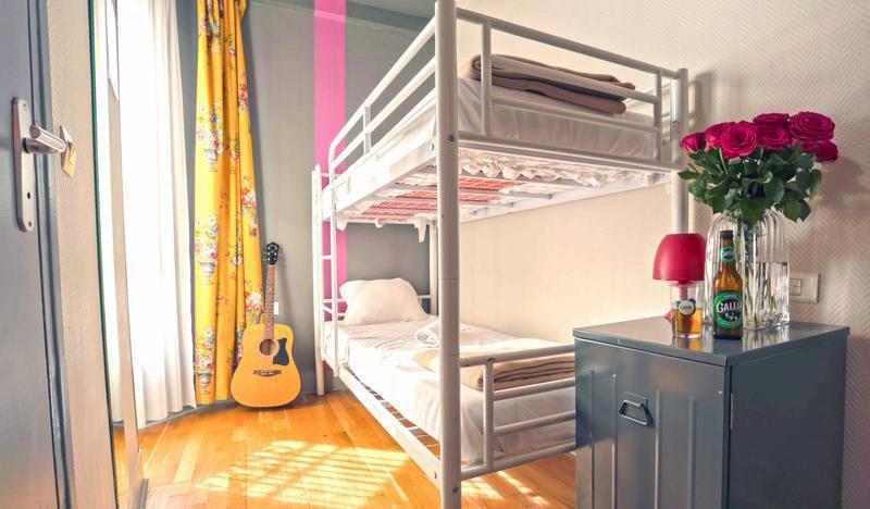 Arty Hostel Paris