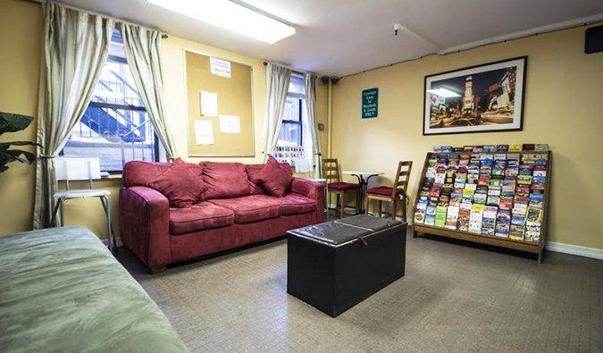 Chelsea Hostel in NYC