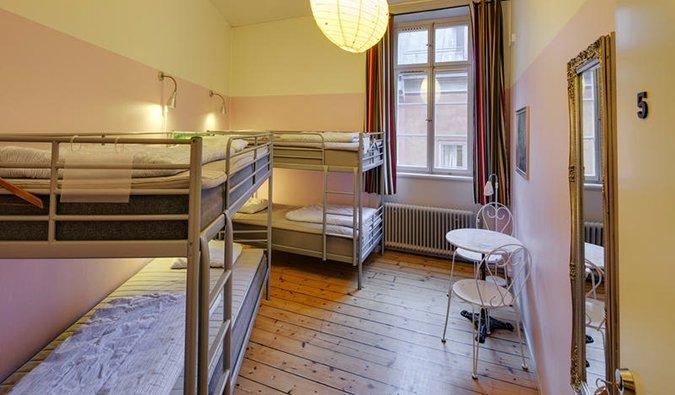 Castanea Old Town Hostel, Stockholm