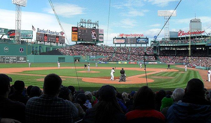 Boston's Fenway Park