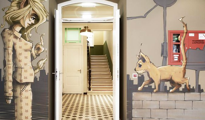 The Cat's Pajamas Hostel, Berlin