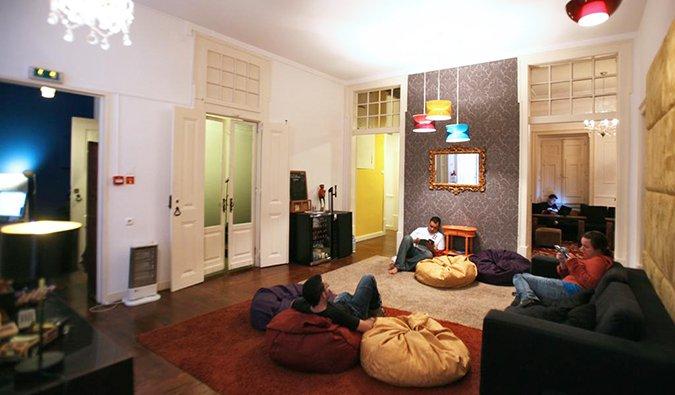 Travellers House, Lisbon