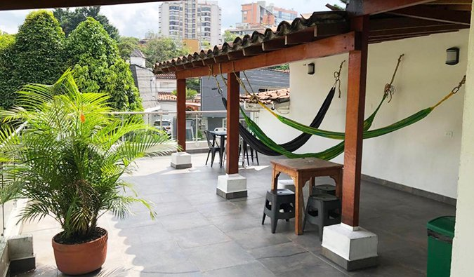 Black Sheep Hostel, Medellin