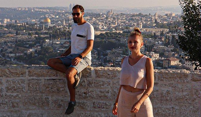 Generation Nomads in Jerusalem