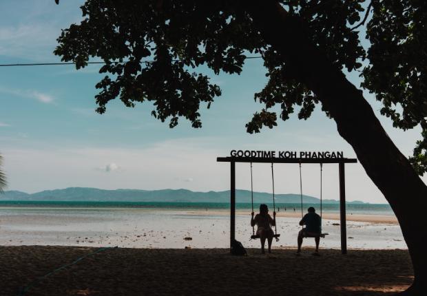 Ko Pha-Ngan swings