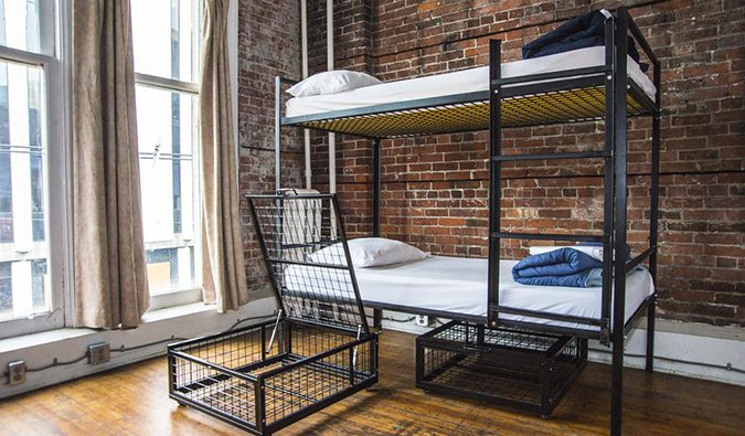 Cambie Hostel Gastown, Vancouver