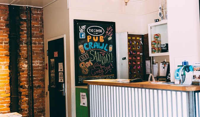 Cambie Hostel Seymour, Vancouver