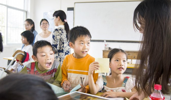 Teaching English Overseas in Asia