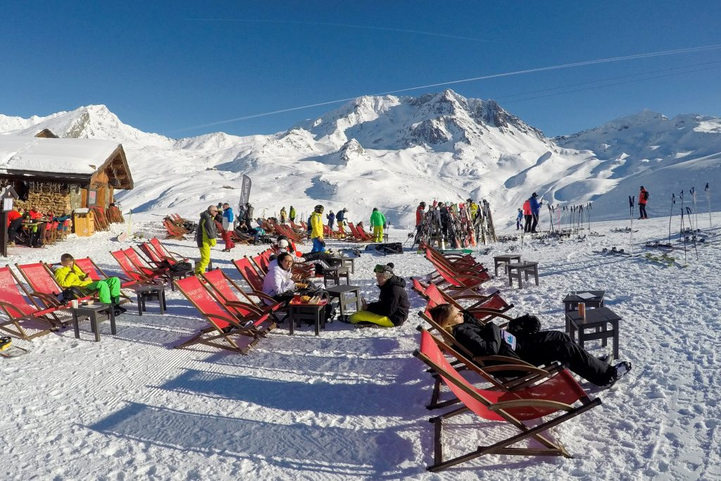 best ski resorts in the world