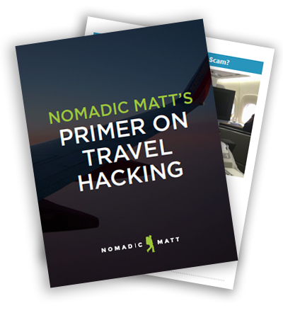 Primer on Travel Hacking