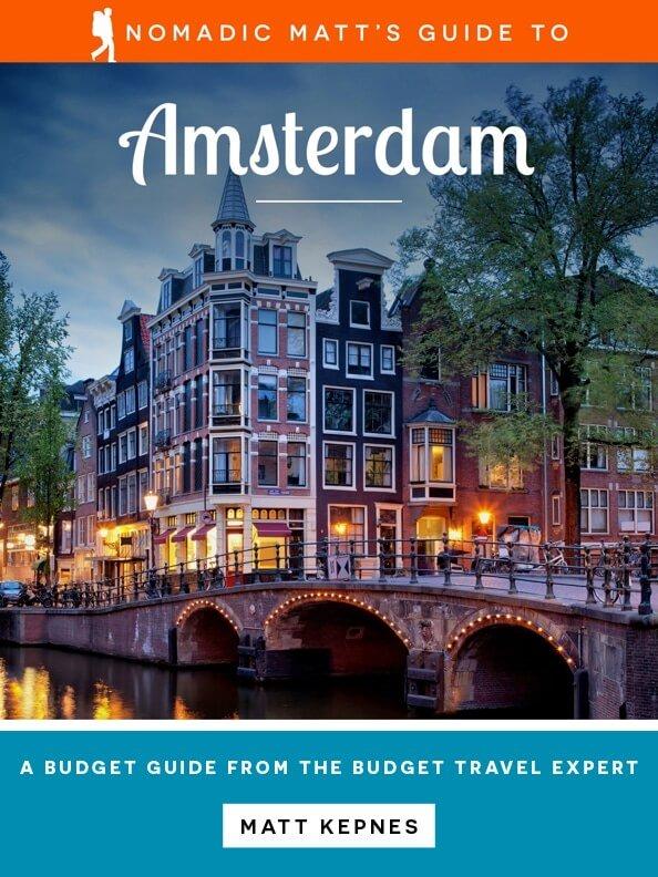 Nomadic Matt's Guide to Amsterdam