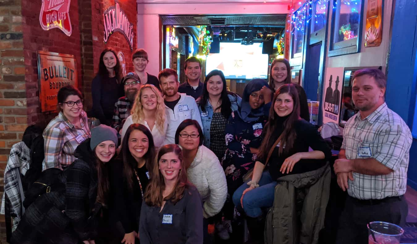 A traveler meet-up for the Nomadic Network