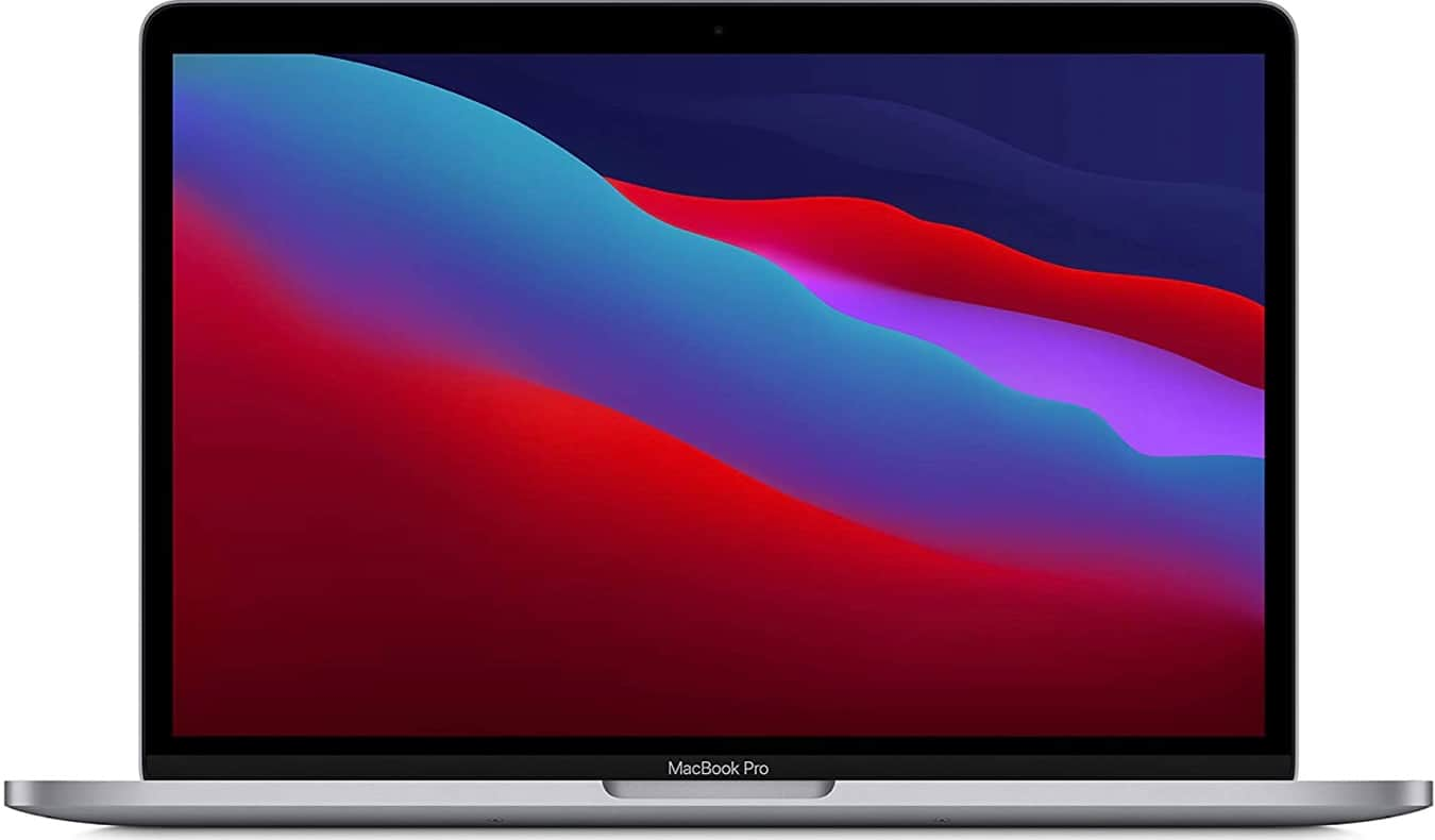 A brand new MacBook Pro from Apple